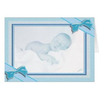nouveau bébé, félicitations de bébé carte de vœux