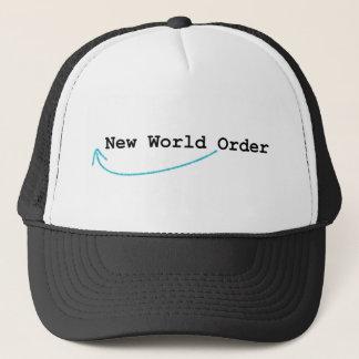 Nouveau casquette d'ordre mondial
