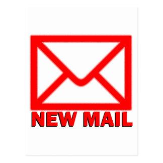 Nouveau courrier cartes postales