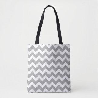 Nouveau zig-zag Fourre-tout artistique de Tote Bag