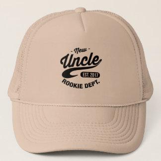 Nouvel oncle 2017 casquette