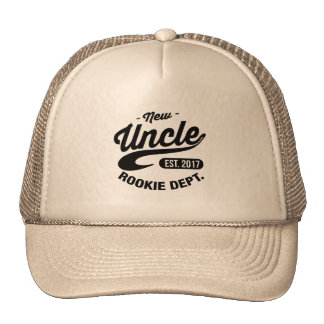 Nouvel oncle 2017 casquette de camionneur
