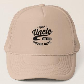 Nouvel oncle 2018 casquette