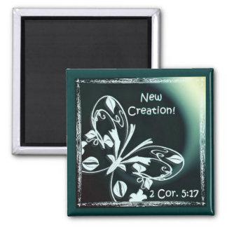 Nouvelle création magnet carré