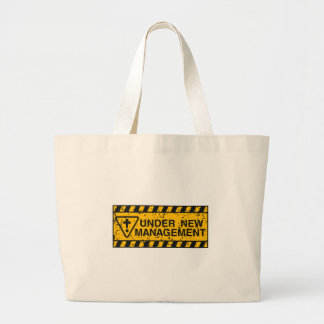nouvelle gestion grand tote bag