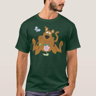 Nouvelle pose 40 d'examen de Scooby Doo T-shirt