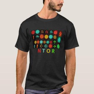 NTOR a mené des feux de signalisation T-shirt