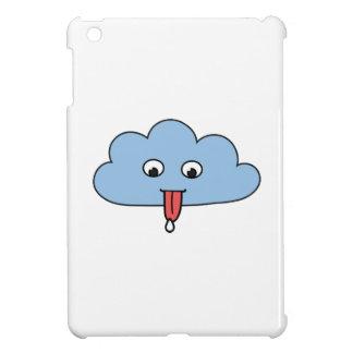 Nuage drôle étuis iPad mini