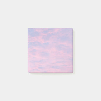 Nuages roses post-it®