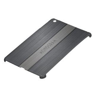 Nuances de regard en aluminium balayé métallique g coques iPad mini