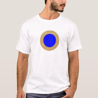 Nuances de tournesol et de couleur de thème t-shirt