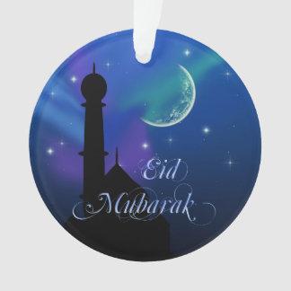 Nuit magique d'Eid - ornement islamique de