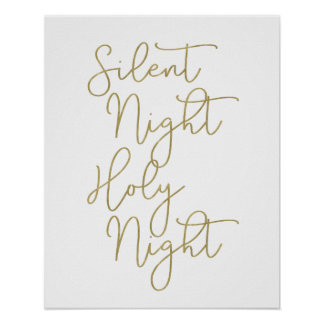 Nuit silencieuse de la typographie | de manuscrit