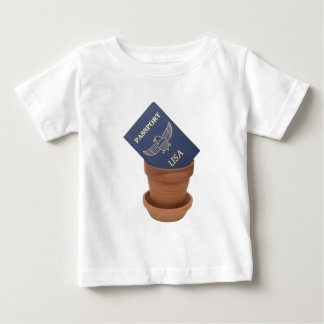 NurturingTravel062709 T-shirt Pour Bébé