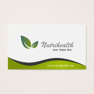 Nutritionniste - cartes de visite