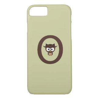 O - Hibou Coque iPhone 7