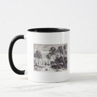 Oasis de Gafsa : Tunis Mug