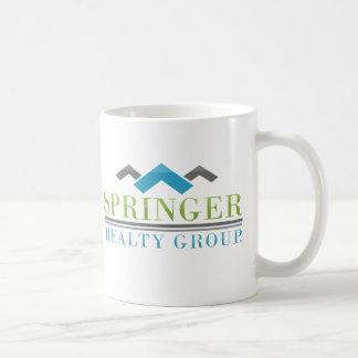 Objet immobilier 2015 de Springer Group_Logo Mug