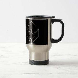 Objet isométrique mug de voyage