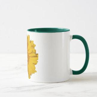 Observation du centre mug