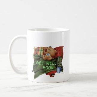 Obtenez bien bientôt mug