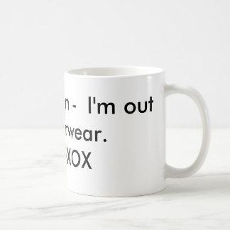 Obtenez bien mug