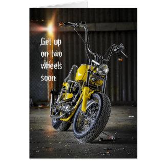 Obtenez bientôt la carte bonne d'accidents de moto