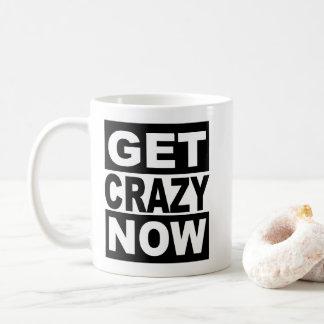 Obtenez fou maintenant mug