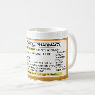 Obtenez la prescription bonne RX Mug
