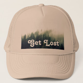 Obtenez le casquette perdu de camionneur de |
