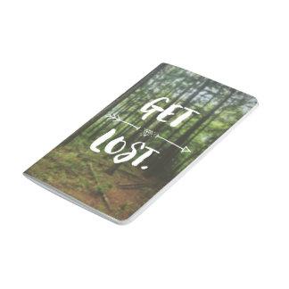 Obtenez (les 1,0) journaux perdu carnet de poche