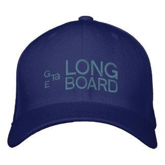 Obtenez un bleu de la Caroline de casquette brodé