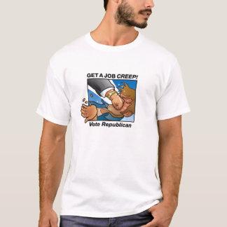 OBTENEZ UN FLUAGE DU TRAVAIL ! Votez le T-shirt