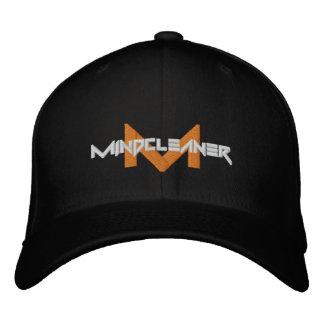 Occupez-vous de votre orange chapeau brodé