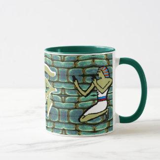 Oeil de tasse d'Egyptien de Horus