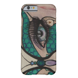 Oeil du masqué elle/fille coque barely there iPhone 6