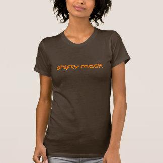 Oeil d'un caractère changeant en Mack T-shirt