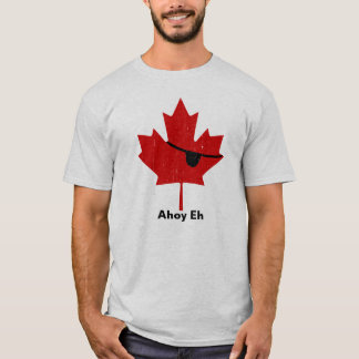 Oh hein…  Pirate canadien ? T-shirt
