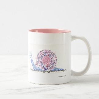 Oh ! L'escargot ! Mug
