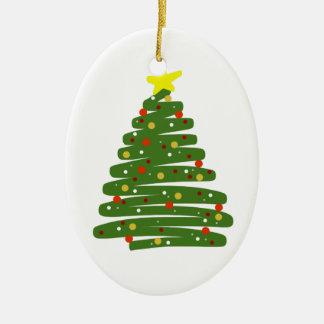 Oh ornement d'arbre de Noël