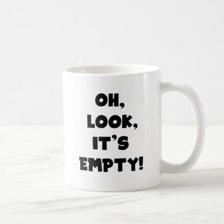 Oh regard - conception drôle mug blanc