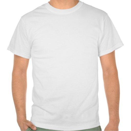 Oiseau avec une guitare t-shirt