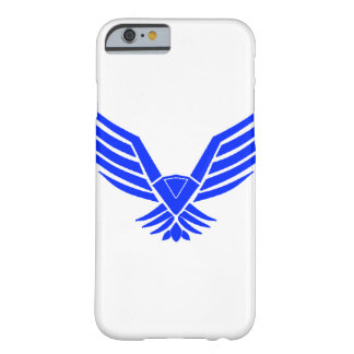 Oiseau bleu coque barely there iPhone 6