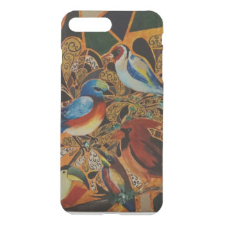 Oiseau Coque iPhone 7 Plus