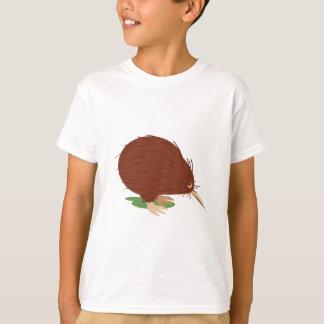 Oiseau de kiwi t-shirt