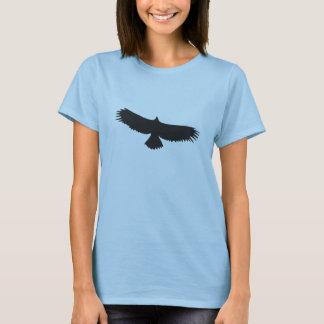 Oiseau de la proie 01 - le T-shirt des femmes
