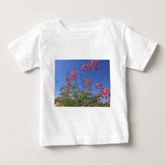 Oiseau du paradis mexicain t-shirt pour bébé