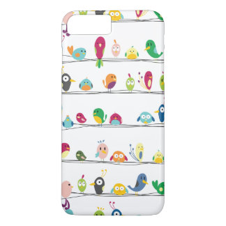 Oiseau Iphone7 plus le cas Coque iPhone 7 Plus