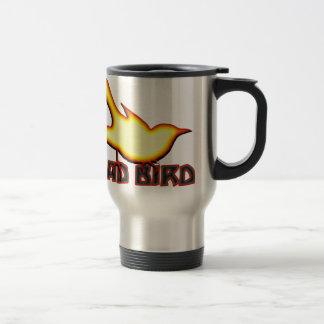 Oiseau triste mug de voyage