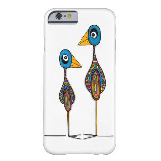 Oiseaux Coque Barely There iPhone 6